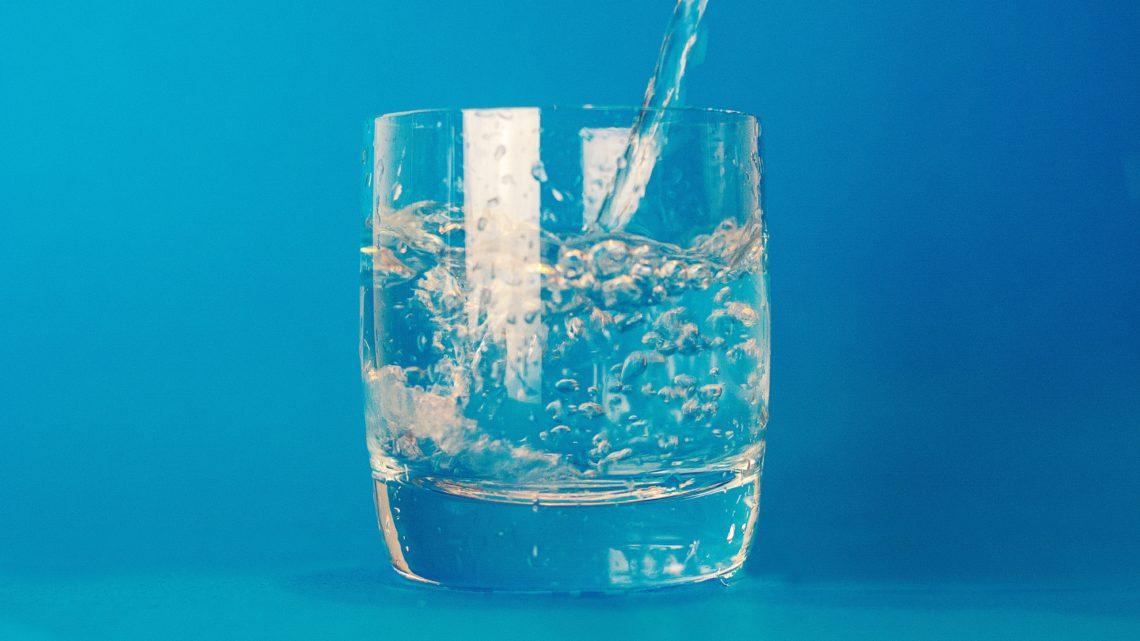 Dehydrierung vorbeugen